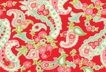 fabric {red} / by kiki _k