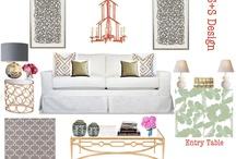 Home: Design Boards & Inspiration / by Lauren V
