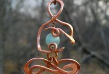 Jewelery inspiration / by Jennifer Gross