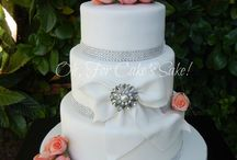 Wedding Cakes / by Leslee Marie