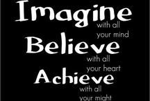 Inspiration and Motivation ♥ / by Charita Jones
