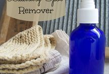 DIY cleaning / by Devin Donaldson Ver Eecke
