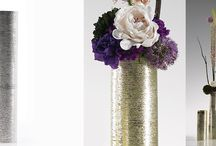 Vases & containers I like / by Rose of Sharon Floral Designs, Althea Wiles