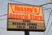 Only in Maine / You won't find it anywhere else. / by LiveME