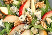 Salads / by Cheryl Rose