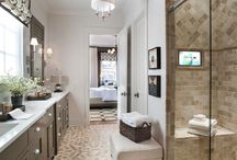 bathrooms! / by Leana Corry