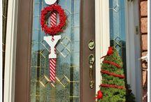 Wreaths / by Amanda Simpkins