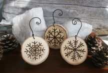 Christmas❄Snow&Ice❄Decos / All Decorations and Ornaments Having Anything To Do With Snow & Ice / by Judy Sibley Richlin