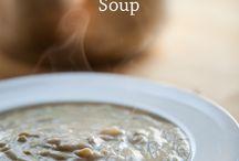 Vegan soup / by Mandy Akers