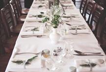 Table (pretties) / by Nikki Burke