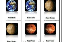 Astronomy and our Solar System / by Homestead Mom