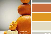 Color Combinations / by Dianne Ellinger