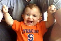Baby Oranges / A fan is a fan; no matter how big or small. / by Syracuse University