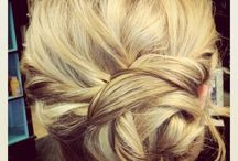pretty hair ideas / by Brianne Walker