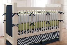 Navy Blue Nursery / by Carousel Designs