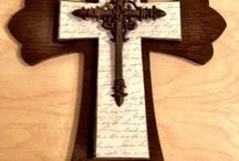 Crosses  / by Paula Little