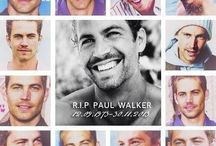 Paul Walker / by Jenna