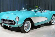 60 años de Corvette / by Power Music