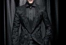 Sleek Mens clothing / by Chelsea Johnson