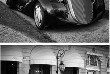 CARS I love...and other stuff too / architecture / by Pistol D