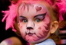 Face Art / by Adrienne D. Allen