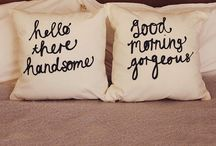 Pillows / by Michelle Soto