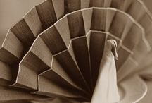 Napkin Folding / by Cheryl Stangel