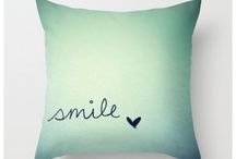 Pillow Fights / Freakin sweet pillows for the home / by Apache's Wife