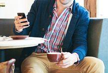 guy style / by Tamara Hintz