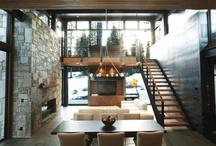 Dream homes / by Janet Debole