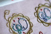 Embroidery / by Donna Mattison-Earls