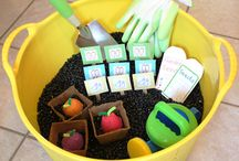 Sensory Bins / by Kelly Stone
