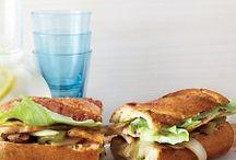 Sandwiches / by Cassandra Boston