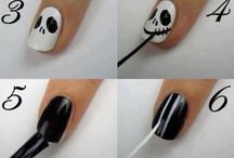 Nails... / by Amy Scheve