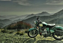 ROYAL ENFIELD / by Les Bouton