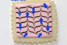 Food ~ Cookie Decorating / by Christie McIntosh-Sonnier