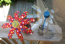 Upcycled Plastic Water Bottles / Check out how to upcycle the thousands of water bottles you go through! / by JAM Paper