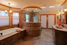 Mosby Bathroom Remodels / St. Louis home remodeling firm Mosby Building Arts shares photos of their bathroom remodeling projects. / by Mosby Building Arts