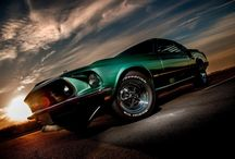 Classic Mustang p3 / by Mick Morris