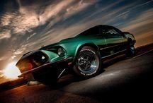 Classic Mustang p3 / by Mick Morris