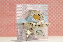 Sizzix Dies by Stephanie Barnard / Sizzix Flip-it Card Dies, Framelits, Framelits with Stamps designed by Stephanie Barnard.   / by Stephanie Barnard