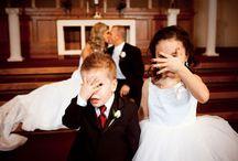 Wedding pic ideas / by Twylen Hadley