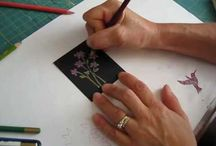 Card Creations / by Cristi Kwei