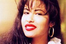 Selena / This board is in memory of Selena Quintanilla Perez April 16, 1971 – March 31, 1995 / by Vicki Remtulla
