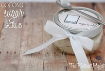 Homemade products / by Amy Southard