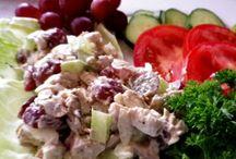 Chicken & Turkey Salads / by Ilene Irvin
