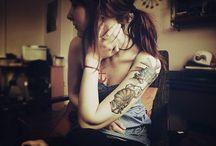 tattoo♥ / by Natalie Lyon