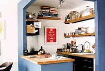 Kitchen idea / by Elisabeth Kartikasari