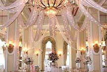 My Gorgeous wedding!! / Wedding themes ideas, looks / by Laulei De La Rosa