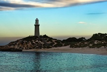 lighthouses / by Jamie Akers - Cove Side Creations